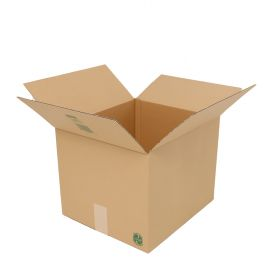 sustainable single wall boxes are an ideal packing, shipping or storage