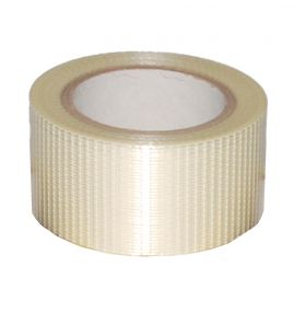reinforced crossweave security adhesive tape
