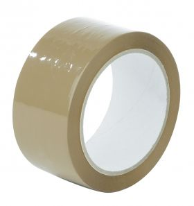 brown polypropylene adhesive tape for packing